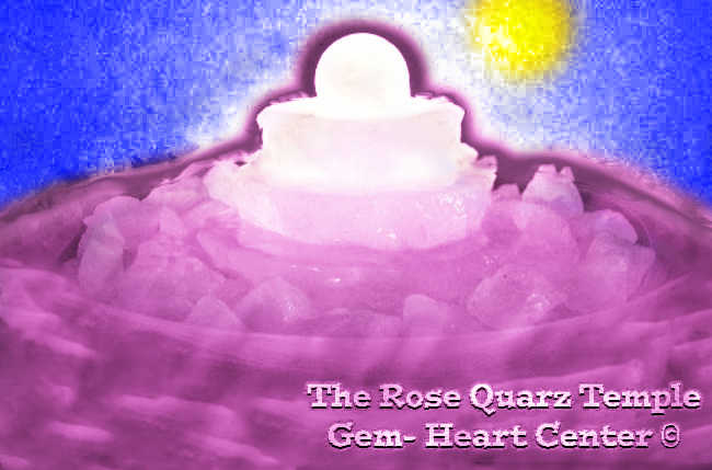 the-rose-quarz-temple-heart-in-sun-ray-light